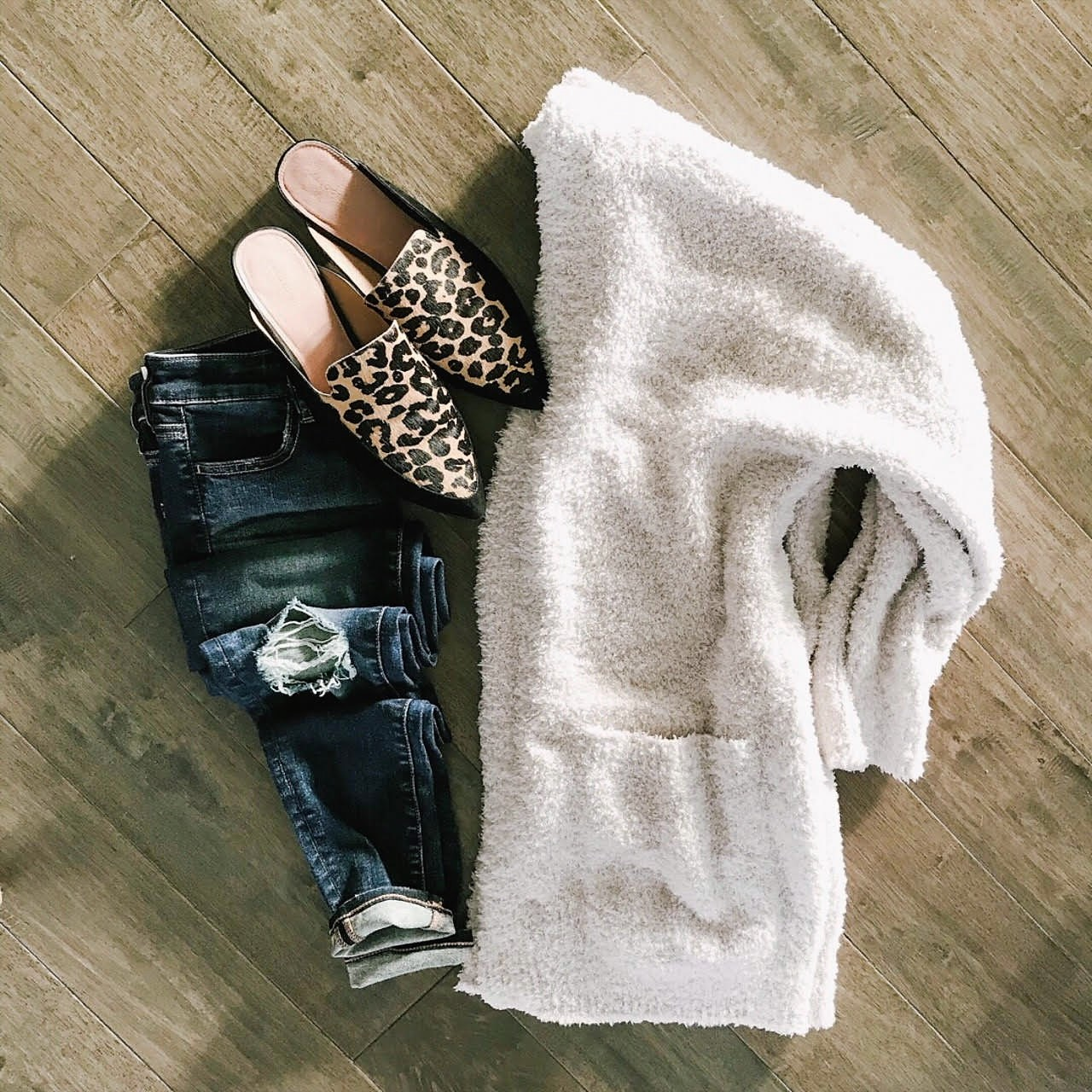 Every Day Fall Outfit