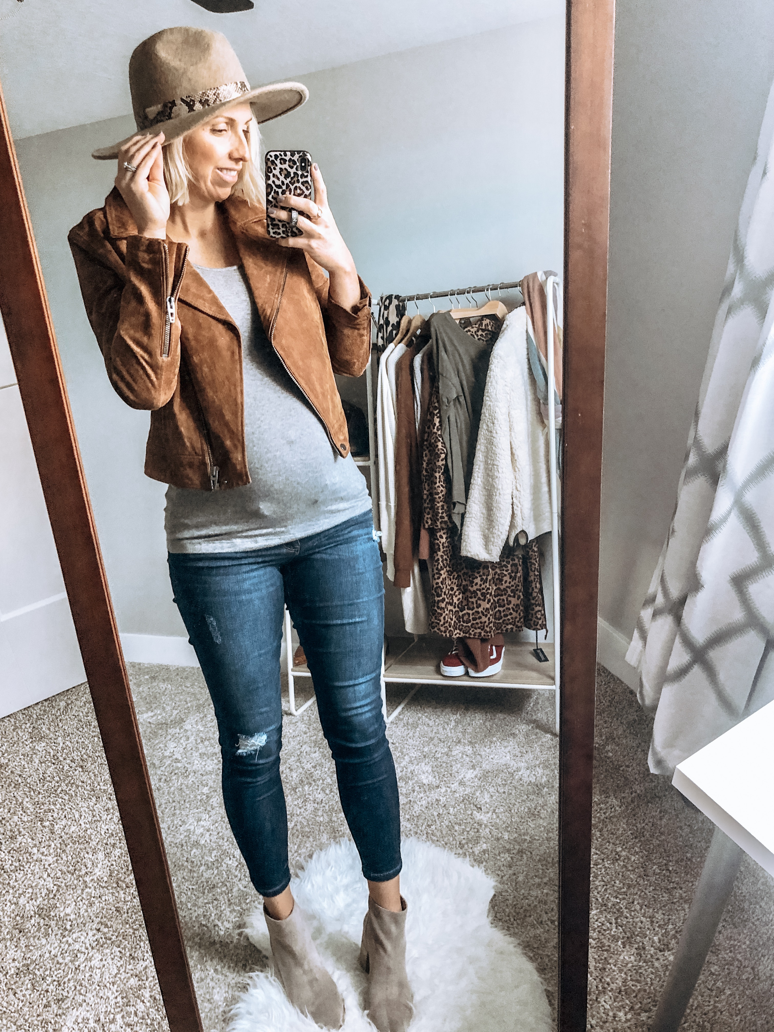 b9ecdcd29bd My Fall Capsule Wardrobe From the Nordstrom Anniversary Sale - The ...