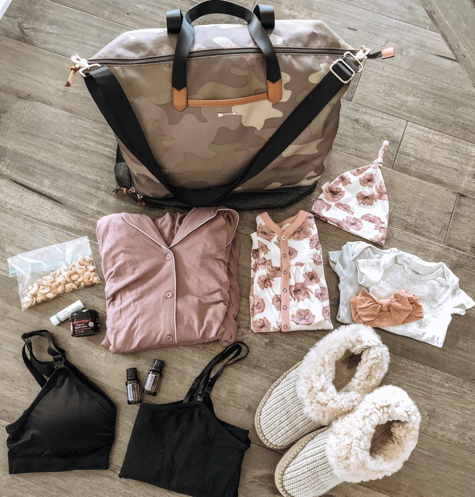 what do i need to bring in my hospital bag