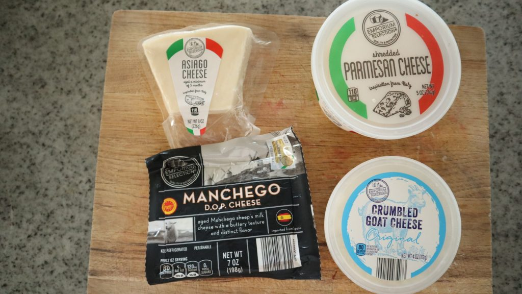 our Aldi favorites for eating organic on a budget